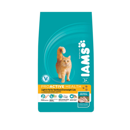 IAMS Adult Light 2,55kg